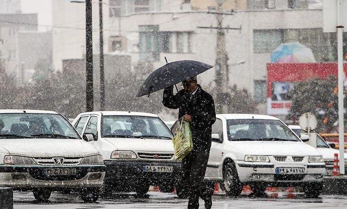هواشناسی: هواشناسی ایران امروز 2 مهر 1400 + جزئیات