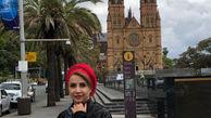 شبنم قلی خانی از منزلش در استرالیا رونمایی کرد! +عکس