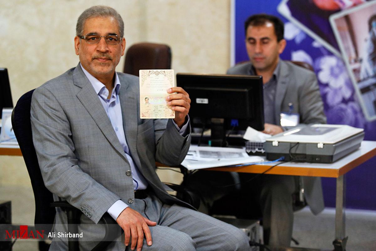 وزیر احمدینژاد از برنامههای انتخاباتیاش رونمایی کرد