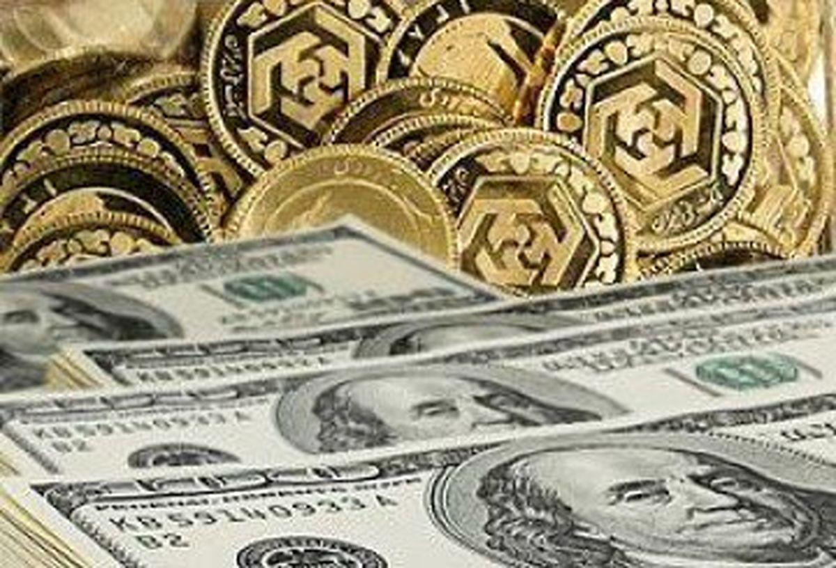 صعود دوباره قیمت دلار و سکه / بازار ارز هفته آینده متفاوت میشود