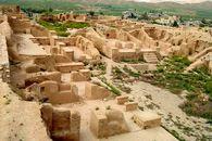 حمام تاریخی شهر حریره