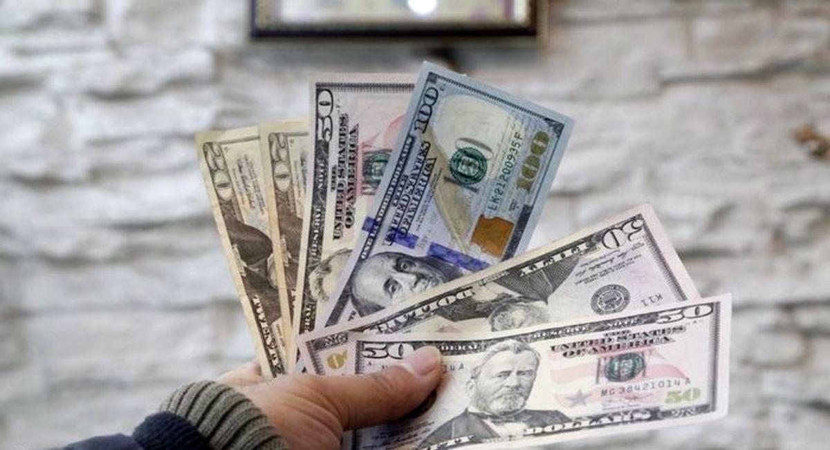 قیمت دلار امروز شنبه 1399/11/25| صعود دلار به کانال افزایشی