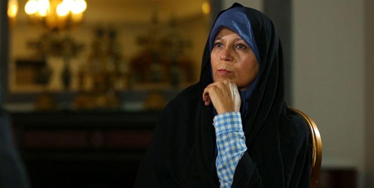 فائزه هاشمی: من از حسن روحانی عصبانی ام