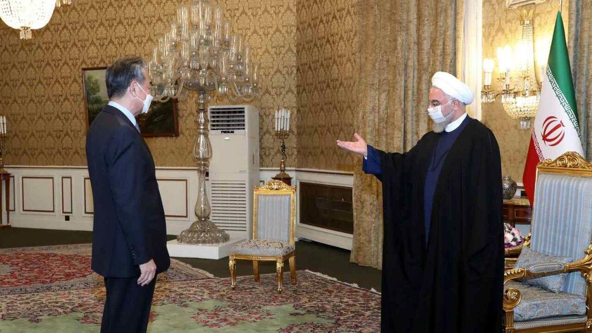 بازتاب گسترده امضای سند همکاری ایران و چین در رسانههای آسیا