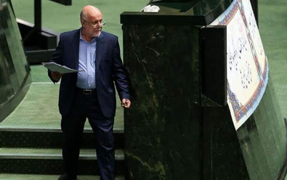 نماینده مجلس از پاسخ وزیر نفت قانع شد