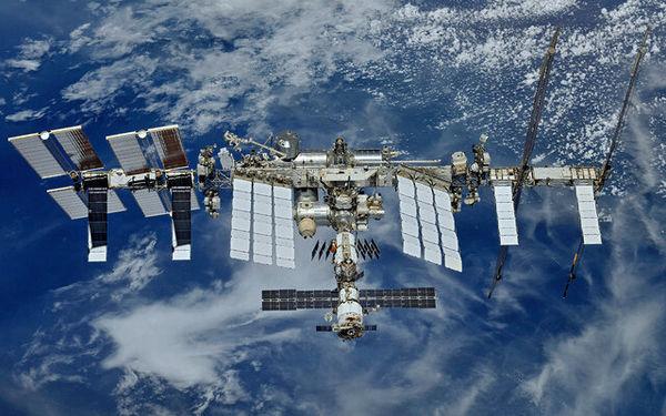 ترافیک سنگین در ایستگاه فضایی بینالمللی