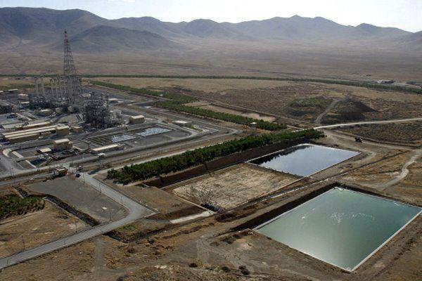آمریکا دیگر از ایران  آب سنگین نمی خرد