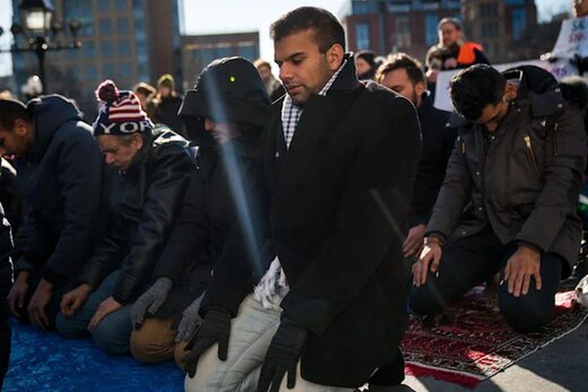 درخواست مسلمانان آمریکا از بایدن