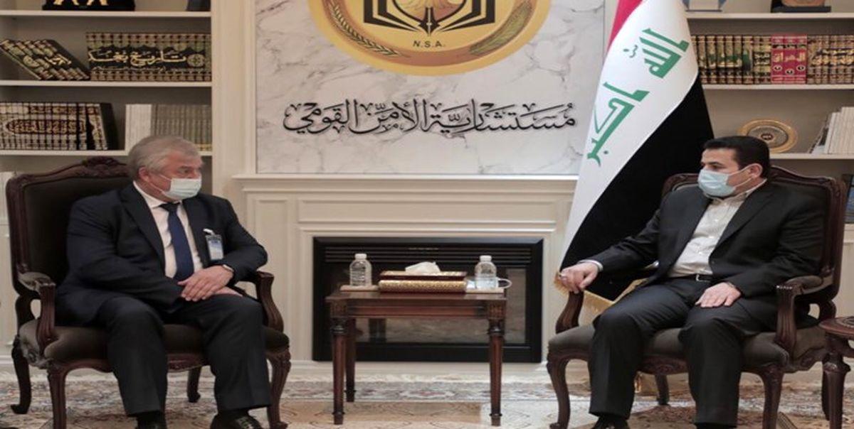 گفتوگوی روسیه با عراق درباره ایران