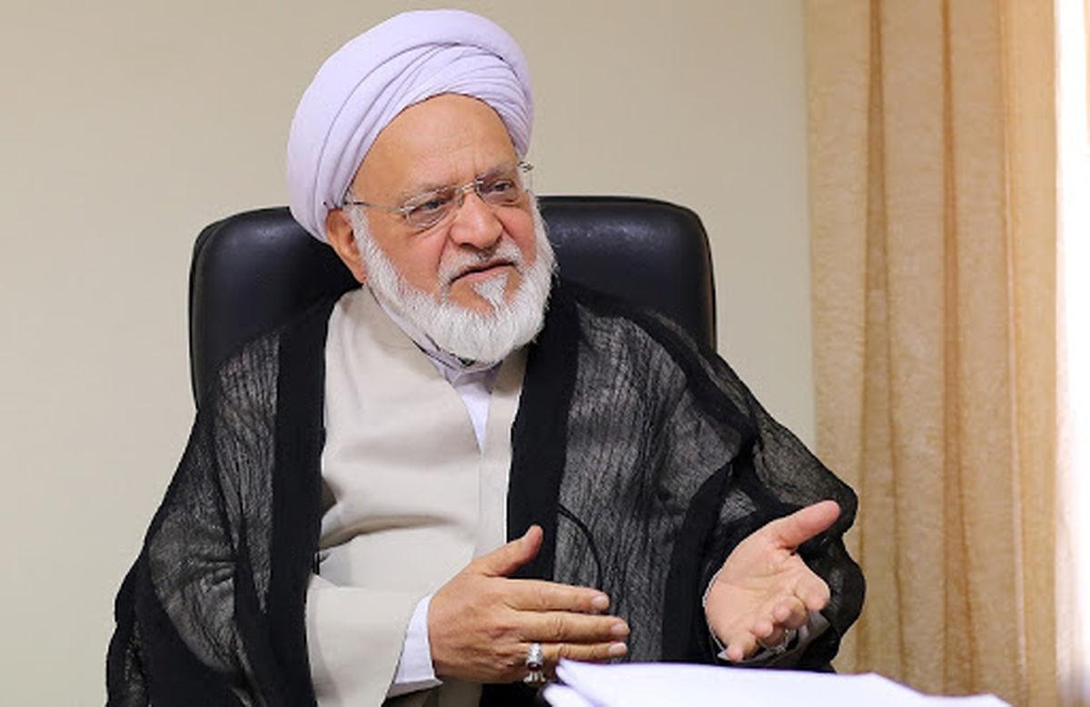 اظهارات مصباحی مقدم درباره کنارهگیری سایر نامزدها به نفع رئیسی