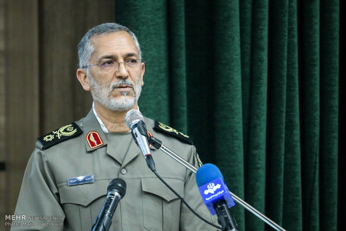 ایران تبدیل به مرکزی برای تامین نیازهای نظامی منطقه می شود