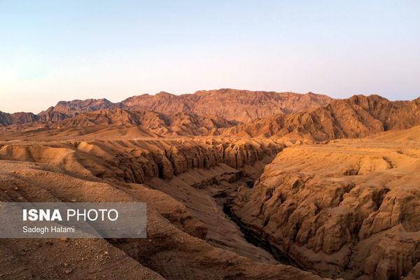 دره «اجنه»یا کال جنی در ایران