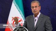 توییت علی ربیعی خطاب به رضا پهلوی