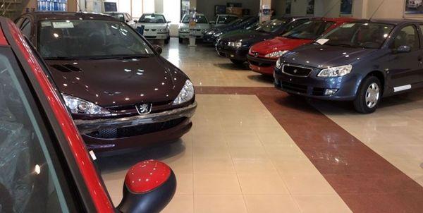 بلاتکلیفی بازار خودرو + جزئیات صعودی قیمت