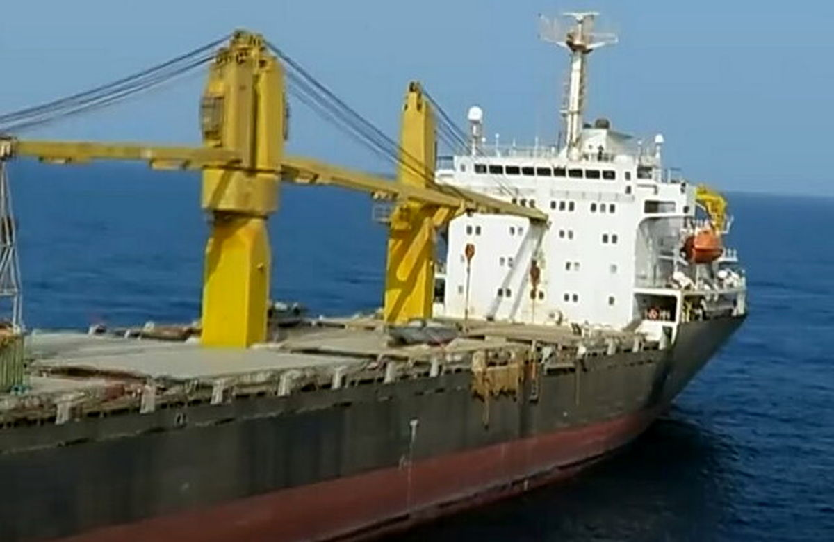 روایتی از جزئیات آسیب دیدن کشتی ایرانی در دریای سرخ