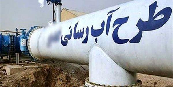 مشکل آبرسانی در نقاط جنوبی شهر بوشهر برطرف شد
