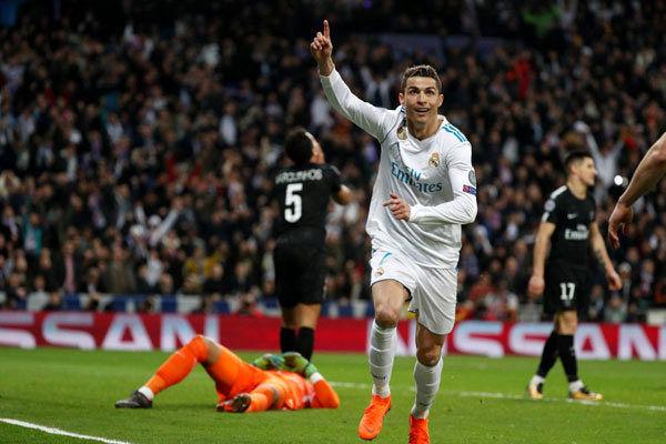 برد درخشان رئال مادرید مقابل پاریسن ژرمن/ تعویضهای طلایی زیدان