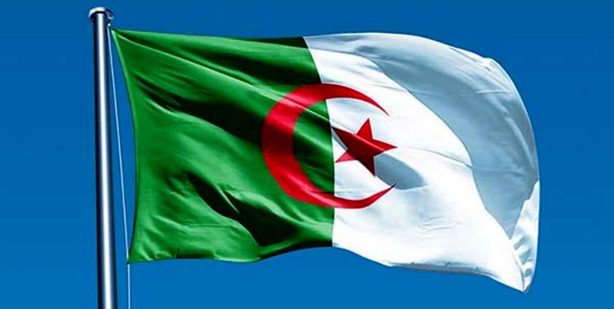 ورود نخست وزیر الجزایر به تهران