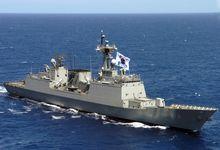 حرکت ناوگان نظامی کره به سمت تنگه هرمز با هماهنگی ایران