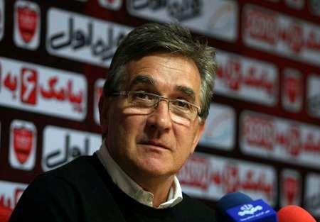 برانکو: بازیکنان پرسپولیس با تمرکز برابر الجزیره به برتری رسید
