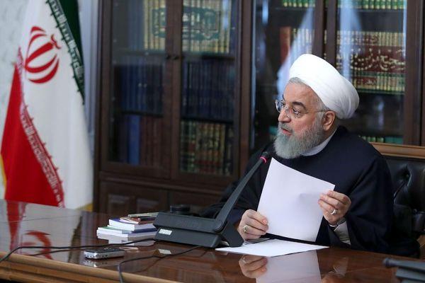 رئیسجمهور:نباید بدون مطالعه و دقت نظر تصمیم گرفت