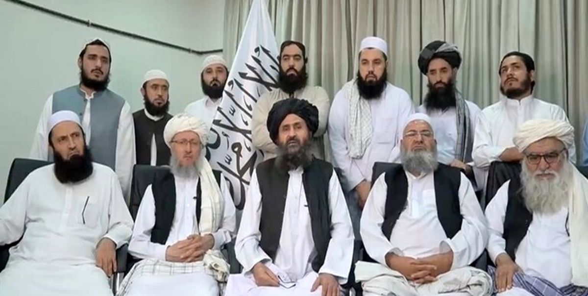دعوت طالبان از ایران برای حضور در مراسم اعلام دولت افغانستان