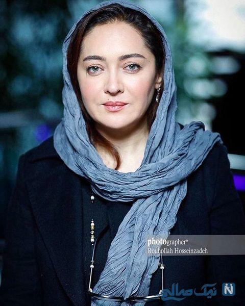 عکس خاص نیکی کریمی در جشنواره فجر امسال