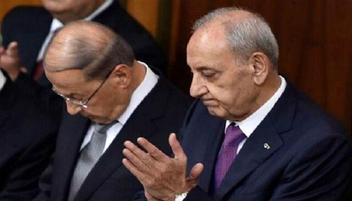 نظر رئیس پارلمان لبنان درباره کمک ایران به این کشور