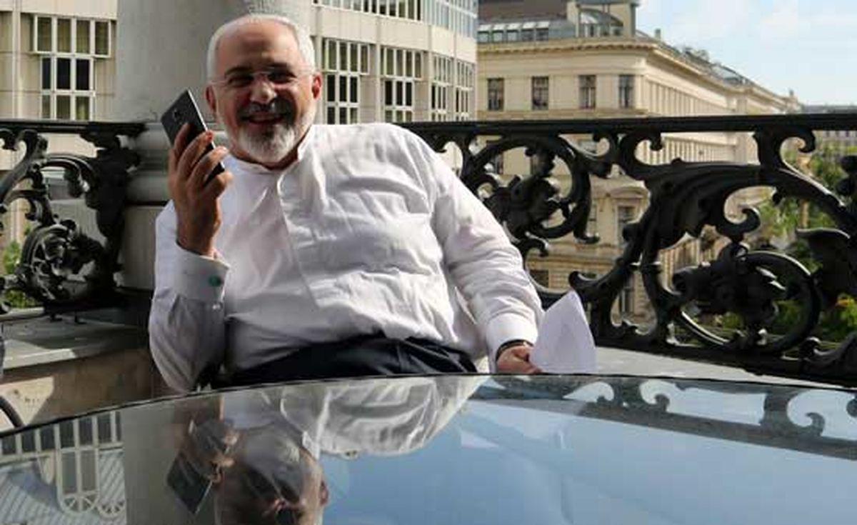 توییت ظریف درباره دیدار ''پرثمر'' خود با وزیر خارجه چین