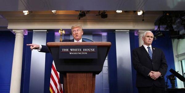 از سهلانگاری تا گافهای عجیب ترامپ؛ کرونا در آمریکا میتازد