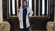 تصویر همسر استراماچونی با حجاب