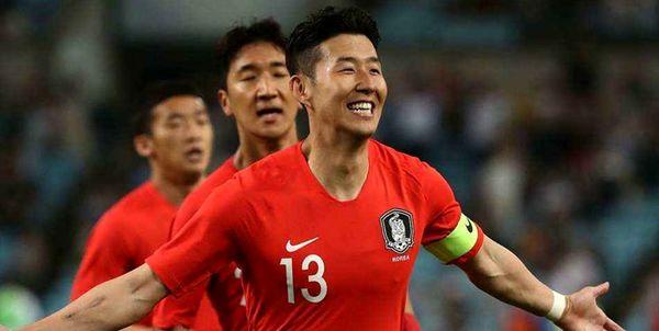 واکنش باشگاه تاتنهام به دیدار کرهجنوبی و ایران +عکس