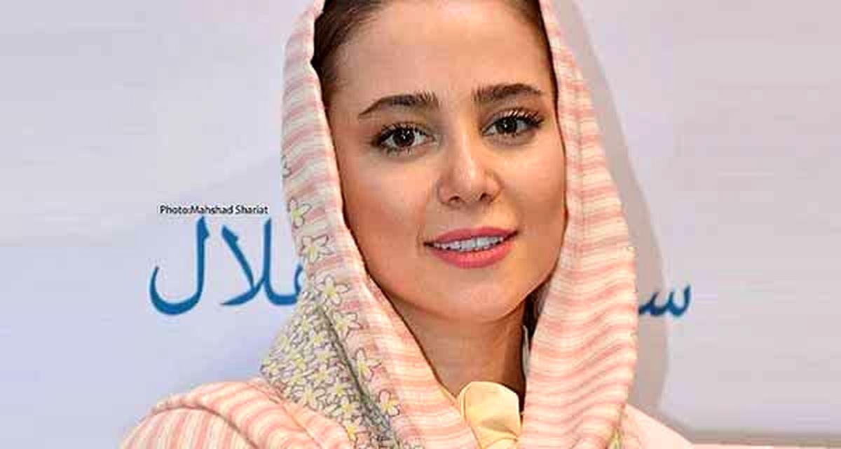 صحبت های عجیب الناز حبیبی در برنامه تلویزیونی! +فیلم جنجالی