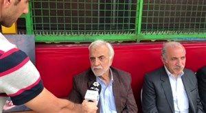 فیلم/ هاشمی طبا: حضور بانوان در استادیوم ویژه نیست؛ حق طبیعی آنهاست