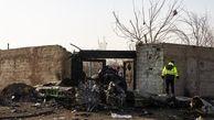 سامانه موشکی بدون مجوز هواپیمای مسافری اکراینی را زده است