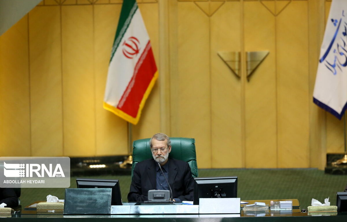 خبرهای جدید در مورد نامزدی لاریجانی : او می آید