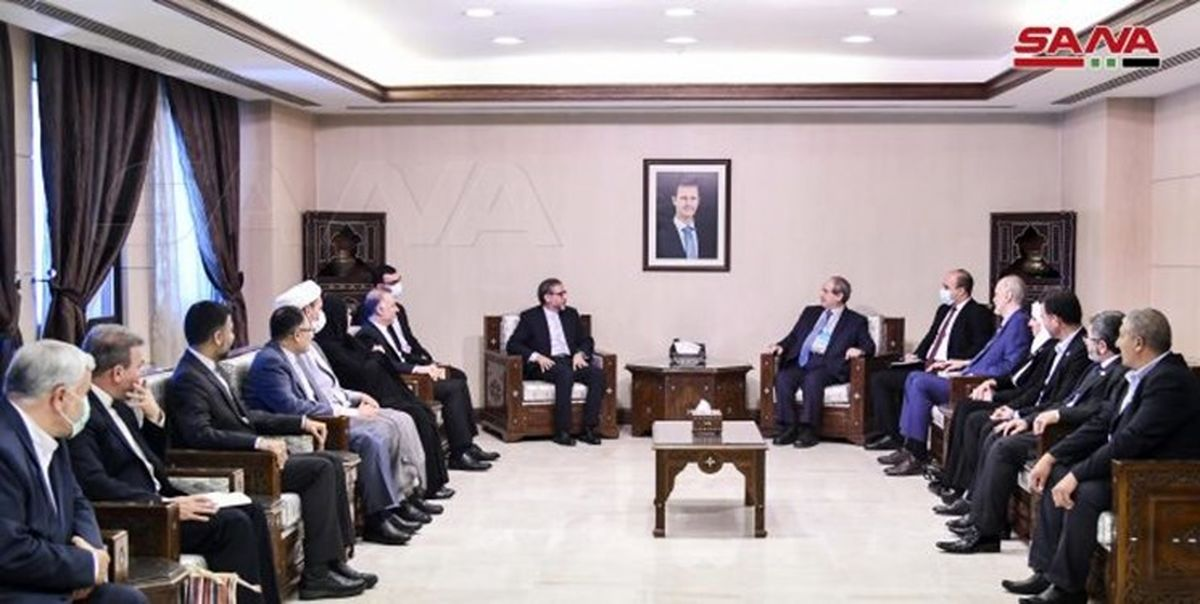قدردانی وزیر خارجه سوریه از حمایتهای ایران