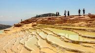 چشمه سورت به عنوان دومین اثر طبیعی در حال خشکیدن است