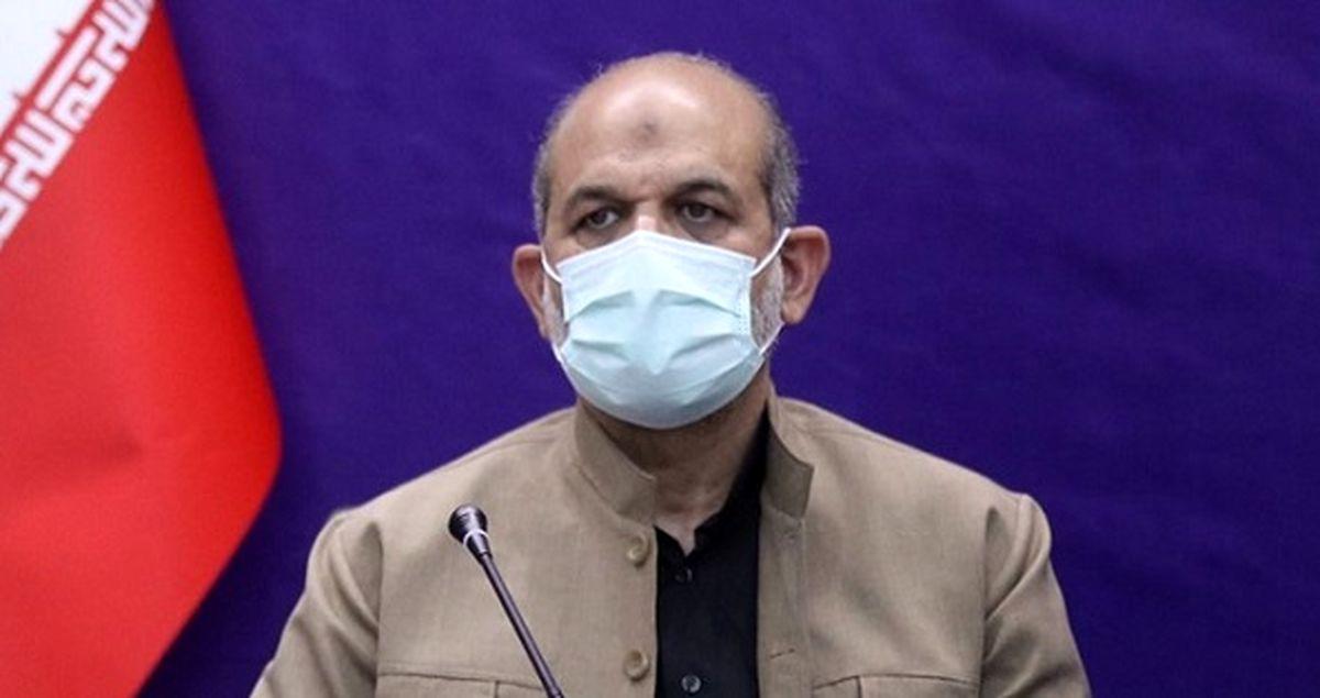 احمد وحیدی فرمانده قرارگاه عملیاتی ستاد ملی مبارزه با کرونا شد
