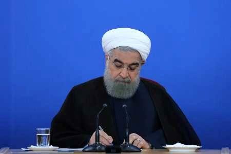 روحانی: دولت با تمام امکانات در کنار آسیب دیدگان خواهد بود