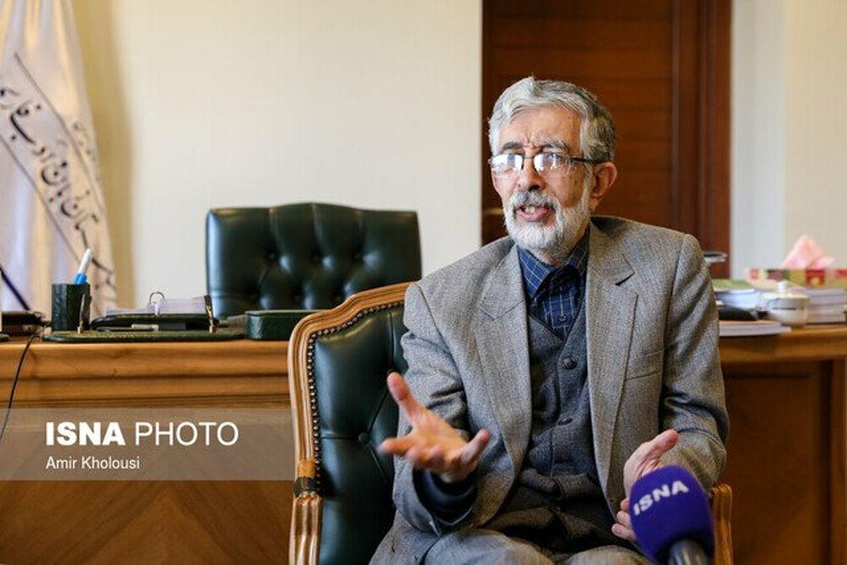 حداد عادل: انتخابات فرصت تعیین سرنوشت سیاسی است
