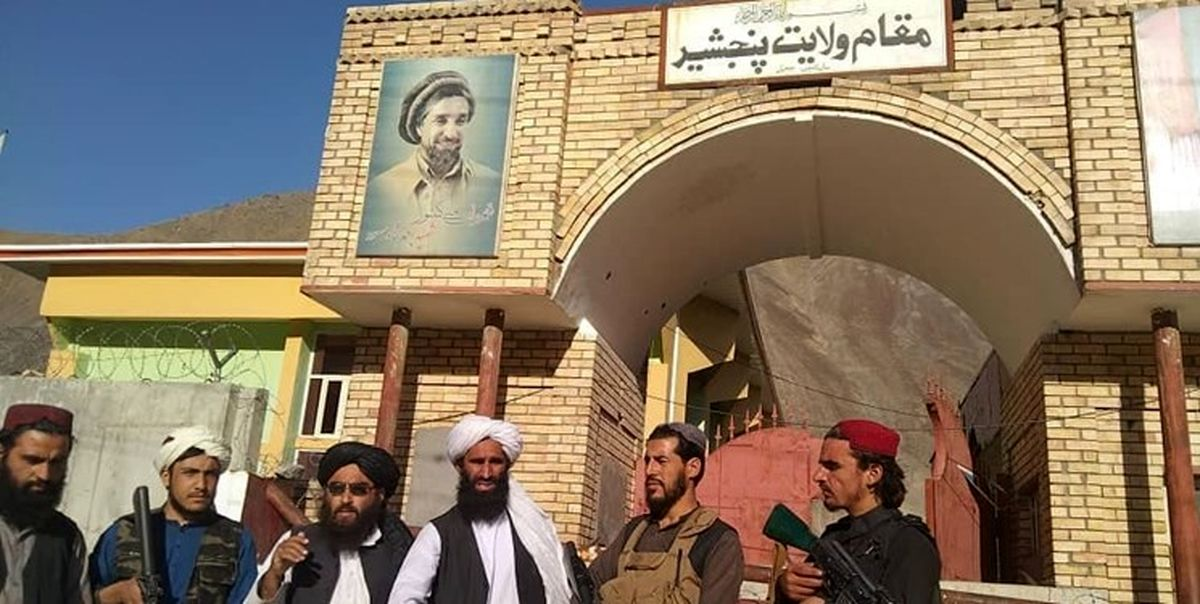 طالبان مدعی تسلط کامل بر پنجشیر شد