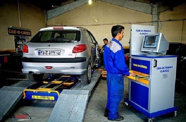 فعالیت تمامی مراکز معاینه فنی خودرودر روزهای جمعه تاپایان سال
