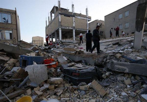 درپی زمینلرزه غرب کشور / تسلیت پوتین به روحانی