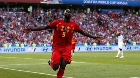 لوکاکو بهترین بازیکن دیدار تیم های بلژیک و پاناما شد