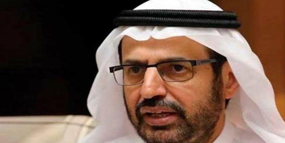 حرف خطرناک مقام اماراتی علیه فلسطین، حماس و ایران