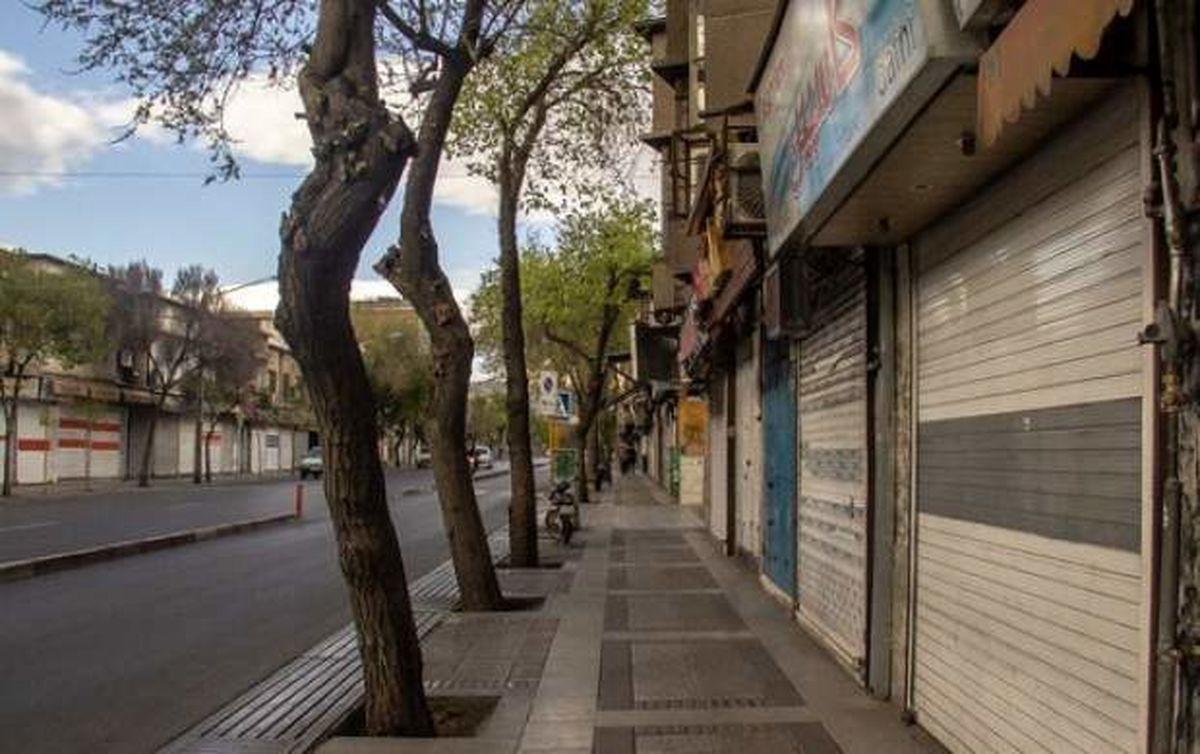 فوری/قفل کامل تهران نهایی می شود؛ دوهفته تعطیلی کارگران و کارمندان