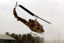 بالگردهای هوانیروز ارتش بدون وقفه در حال پرواز به گچساران