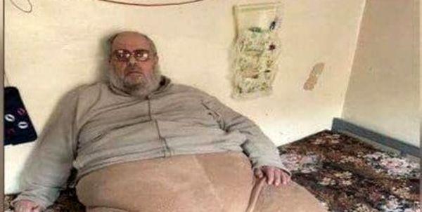 تصویر یک مفتی داعش در حال ترکیدن