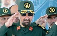 نامه محسن رضایی به فرمانده کل سپاه